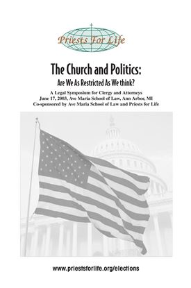 Picture of Church and Politics: Are We As Restricted As We Think?