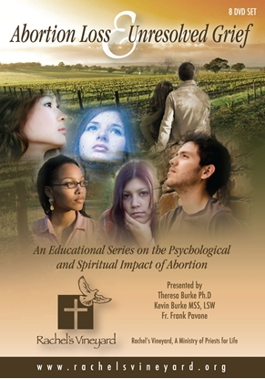 Picture of Abortion Loss and Unresolved Grief DVD Set