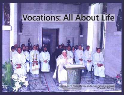 Picture of Vocations All About Life