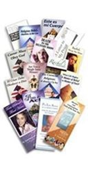 Picture of Full Set of Priests for Life Tracts