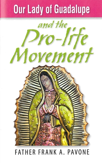 Picture of Our Lady of Guadalupe and the Pro-Life Movement