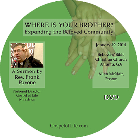 Picture of Where is Your Brother? Expanding the Beloved Community