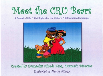 Picture of Meet the CRU Bears  E-Booklet