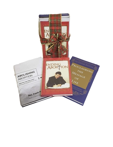 Picture of Fr Frank Pavone Book Bundle