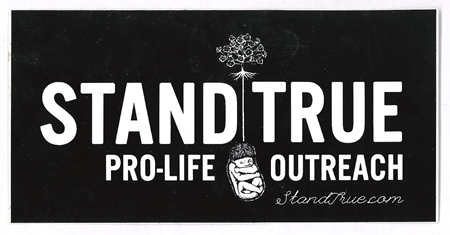 Picture for category Stand True Pro-Life t-shirts