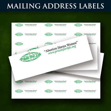 Picture for category Mailing Address Labels