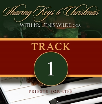 Sharing Keys To Christmas Track 1