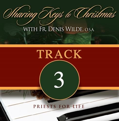 Sharing Keys To Christmas Track 3