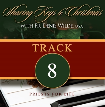Sharing Keys To Christmas Track 8