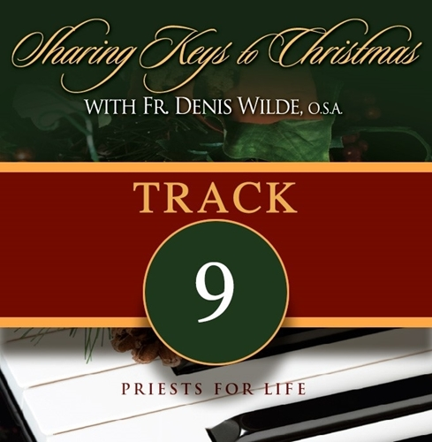 Sharing Keys To Christmas Track 9