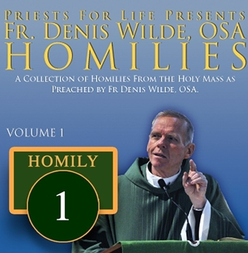 Homily by Fr. Denis Wilde, OSA - St. Athanatius: Often Exiled Always at Home as Faithbuilder