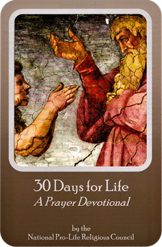 30 Days for Life: A Prayer Devotional