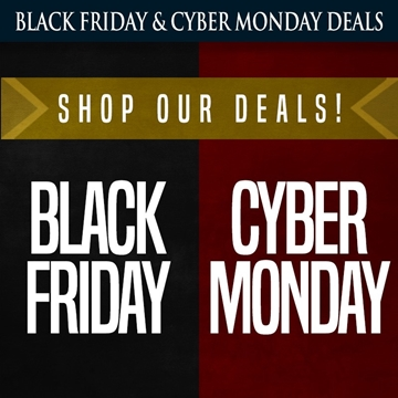 Picture for category Black Friday-Cyber Monday Deals